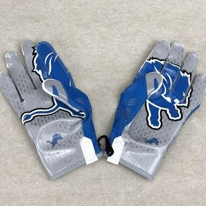 Nike Vapor Knit Detroit Lions Gloves PGF397-111
